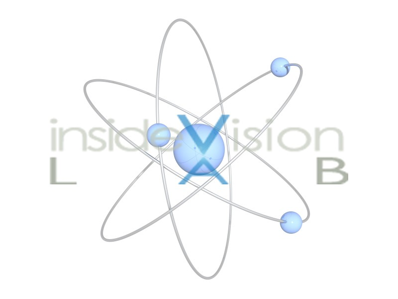 Atomic structure images inside vision lab blog light blue atom structure on white background ccuart Gallery